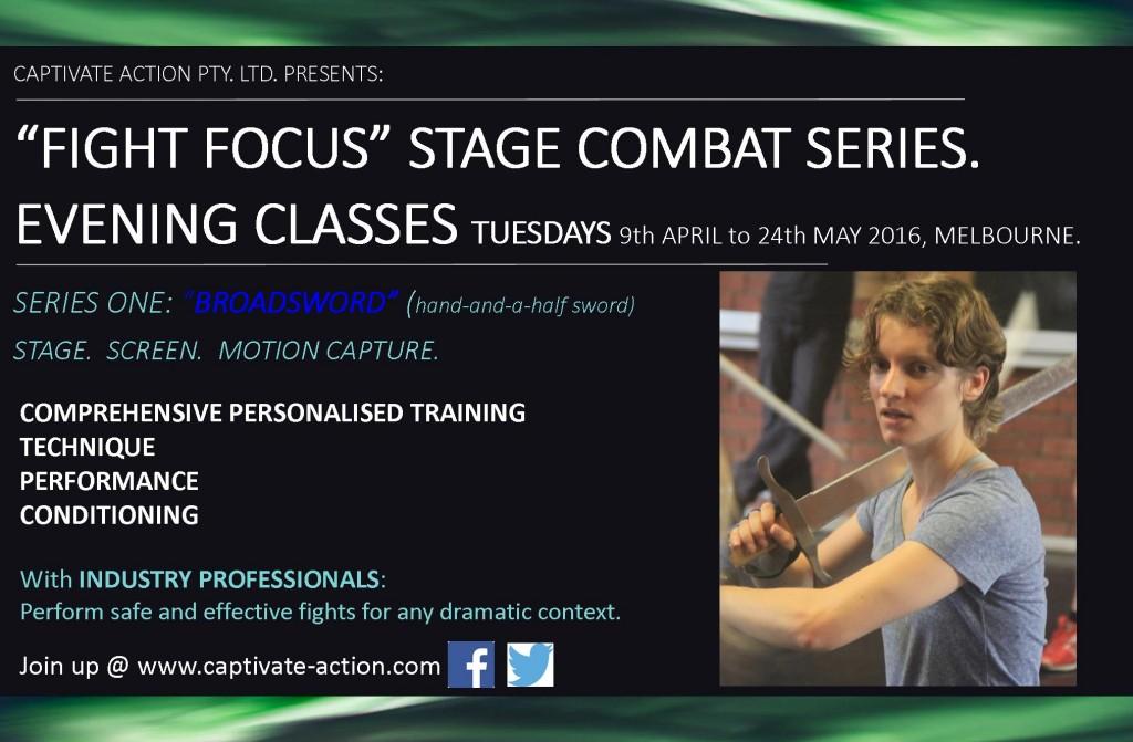 Fight Focus FB Promo BS