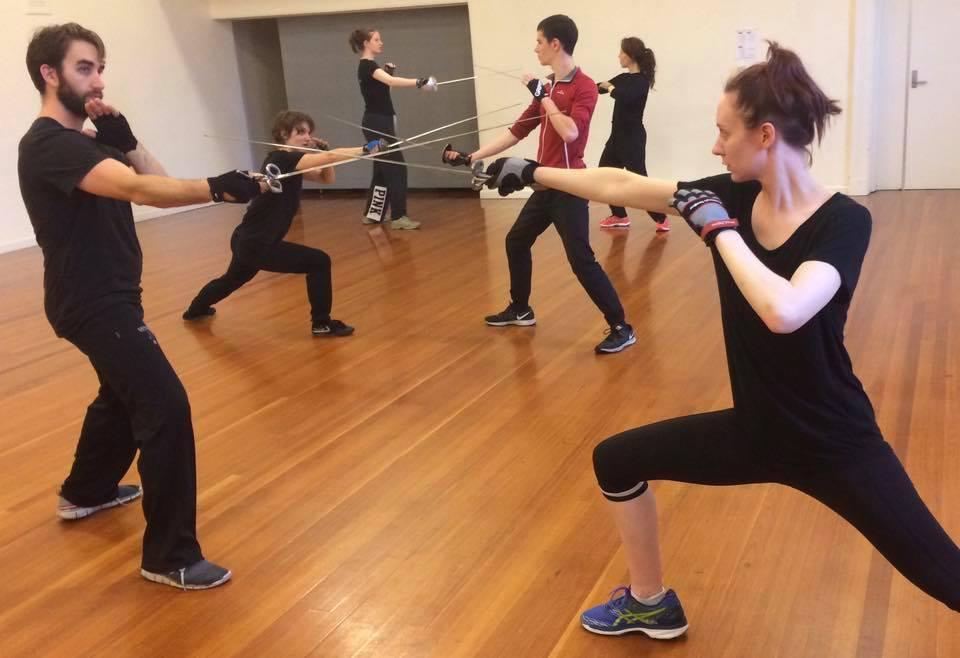 Dramatic Combat Courses Captivate Action Ltd